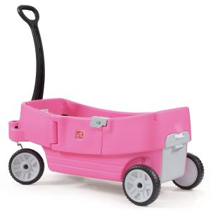 Step2 All Around Wagon Pull, Pink