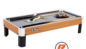Tabletop Pool Table Set and Accessories