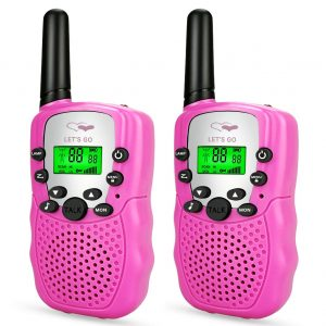 Atopdream Long Range Walkies Talkies For Kids D388