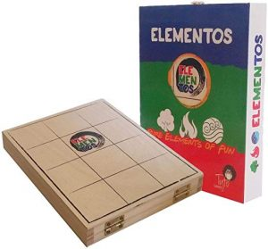 Tyto Games Elementos the Board Game