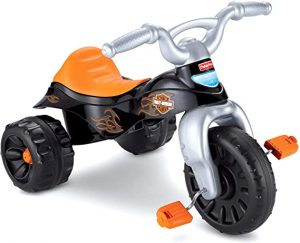Harley Tough Trike Best Gift For 3 Year Old Boy