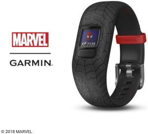 Marvel Spiderman Fitness Tracker